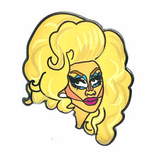 Load image into Gallery viewer, Trixie Mattel Enamel Pin Badge