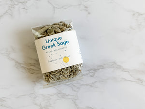 Unique Greek Sage