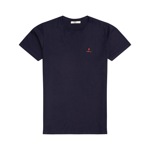 Navy Crew Neck TShirt