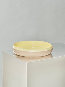 Into Each Other - Pièce centrale - Yellow and Beige