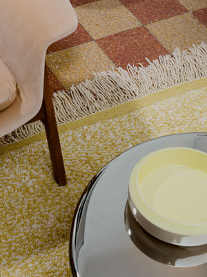 Into Each Other - Bol - Yellow and Beige