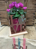 Candle/Flower pot holder 6 Inch