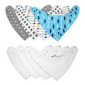 Bandanas (4 units per pack) - Fluffy Palace