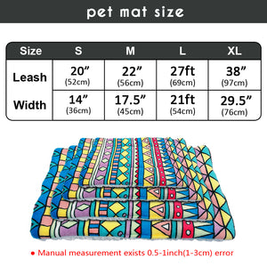 Super Soft Fleece Lined Dog Bed - Fluffy Palace