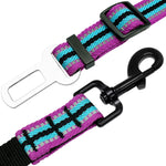 Dog Seat Belt Leash - Fluffy Palace