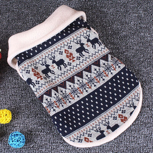 Winter Dog Clothes For Small/Medium Dogs - Fluffy Palace