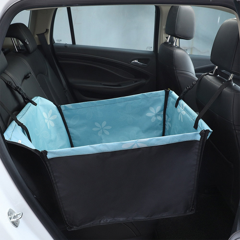 Oxford Waterproof Dog Carrier - Fluffy Palace