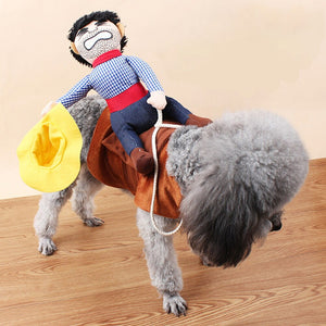 Cowboy Rider Suit - Fluffy Palace