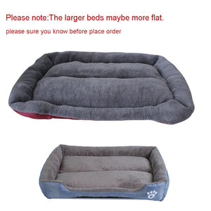 Fleece Lined Comfy Cushioned Sofa Bed - Fluffy Palace