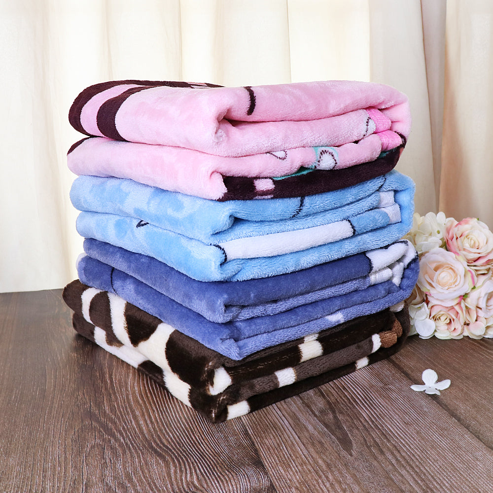 Super Soft & Cosy Fleece Blankets - Fluffy Palace