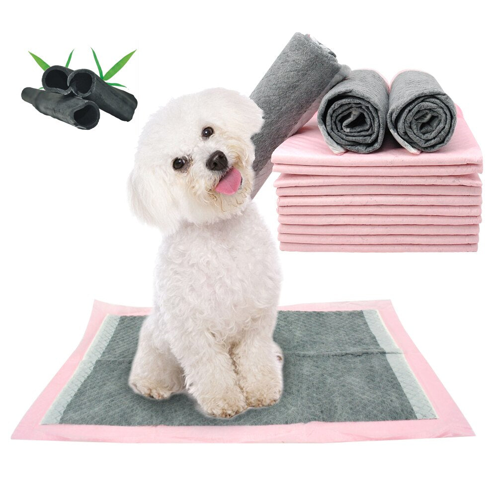 Super Absorbent Diaper Pet Dog Training Urine Pad - Fluffy Palace