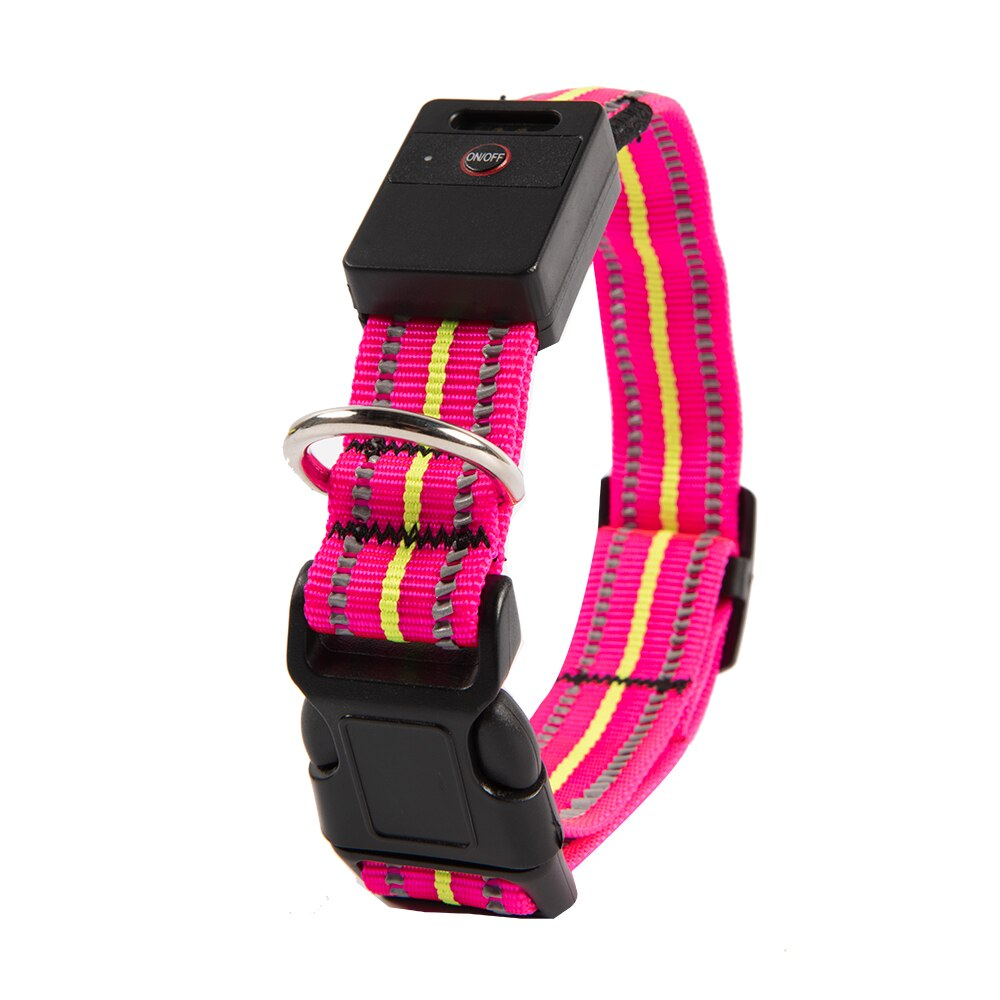 Waterproof LED Dog Collar - Fluffy Palace