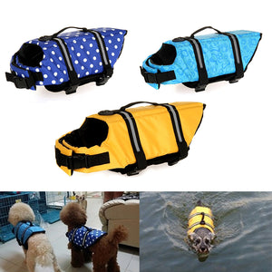 Reflective Strip Dog Vest - Fluffy Palace