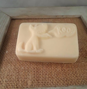 Dog Grooming Trio - All natural shampoo bar - dry - Fluffy Palace