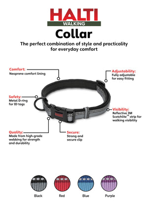 HALTI Collar - Fluffy Palace