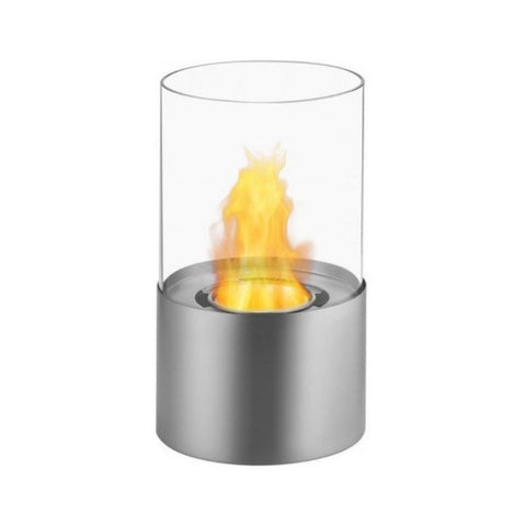 Indoor/outdoor Table Top Ethanol Fireplace