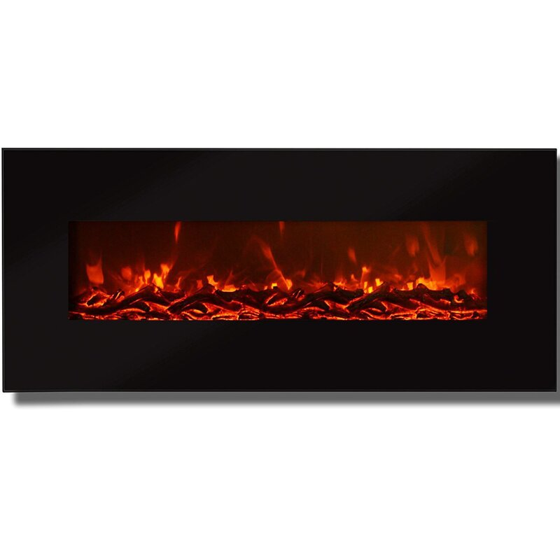 Heater Wall Mounted Electric Fireplace