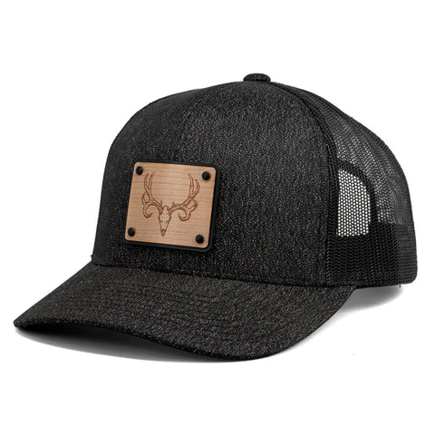 JP Art Muley Skull Hat