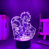 Lampe illusion 3D One Piece Trésor
