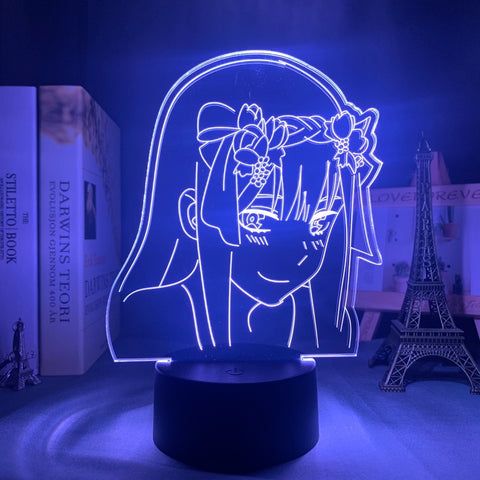 Lampe 3D Darling In The Franxx Kokoro