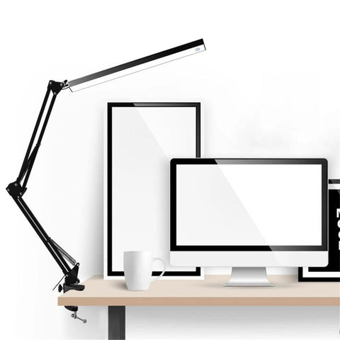 Lampe LED <br> Bureau Grand Bras Flexible