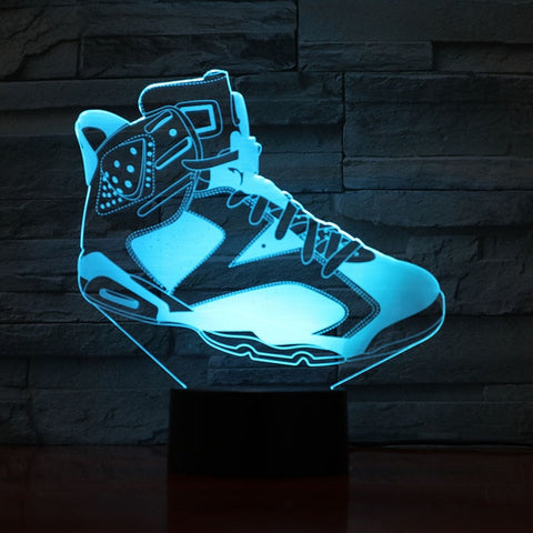lampe 3D sneakers nike air force