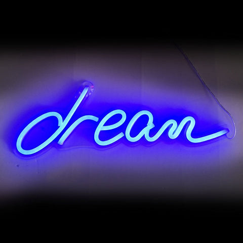 Lampe néon dream
