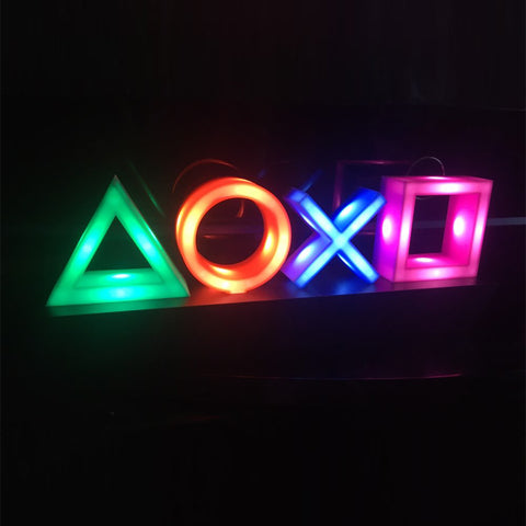 Lampe Néon <br> Playstation