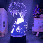 Lampe 3D Hunter x Hunter Killua