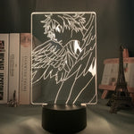 Lampe 3D Haikyu Les as du volley !