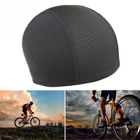 Moisture-Wicking Cycling Cap [RIDE COOL]