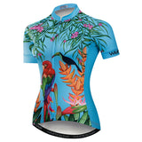 Birds of Paradise Women's Cycling Jersey