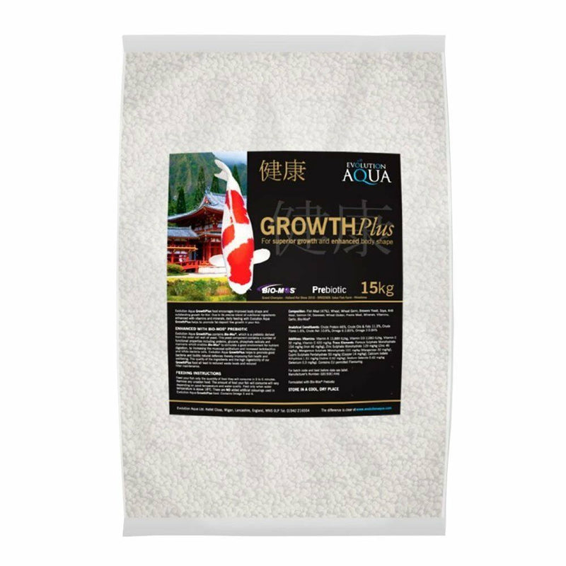 Evolution Aqua Growth 15kg (5-6mm/medium)