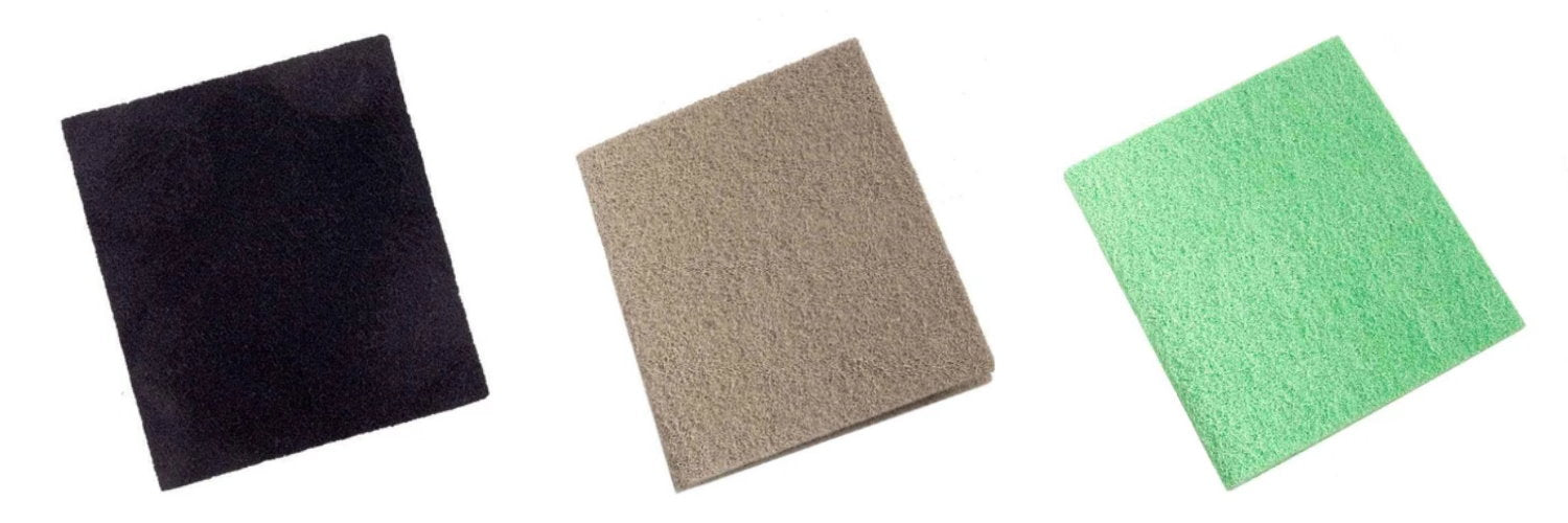 chemical filtration pads