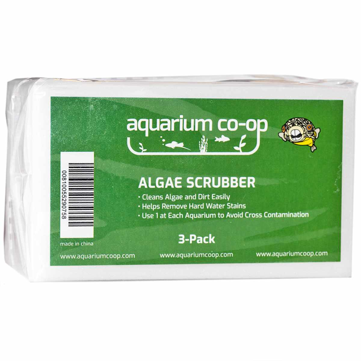 Algae Scrubber (3-PACK)