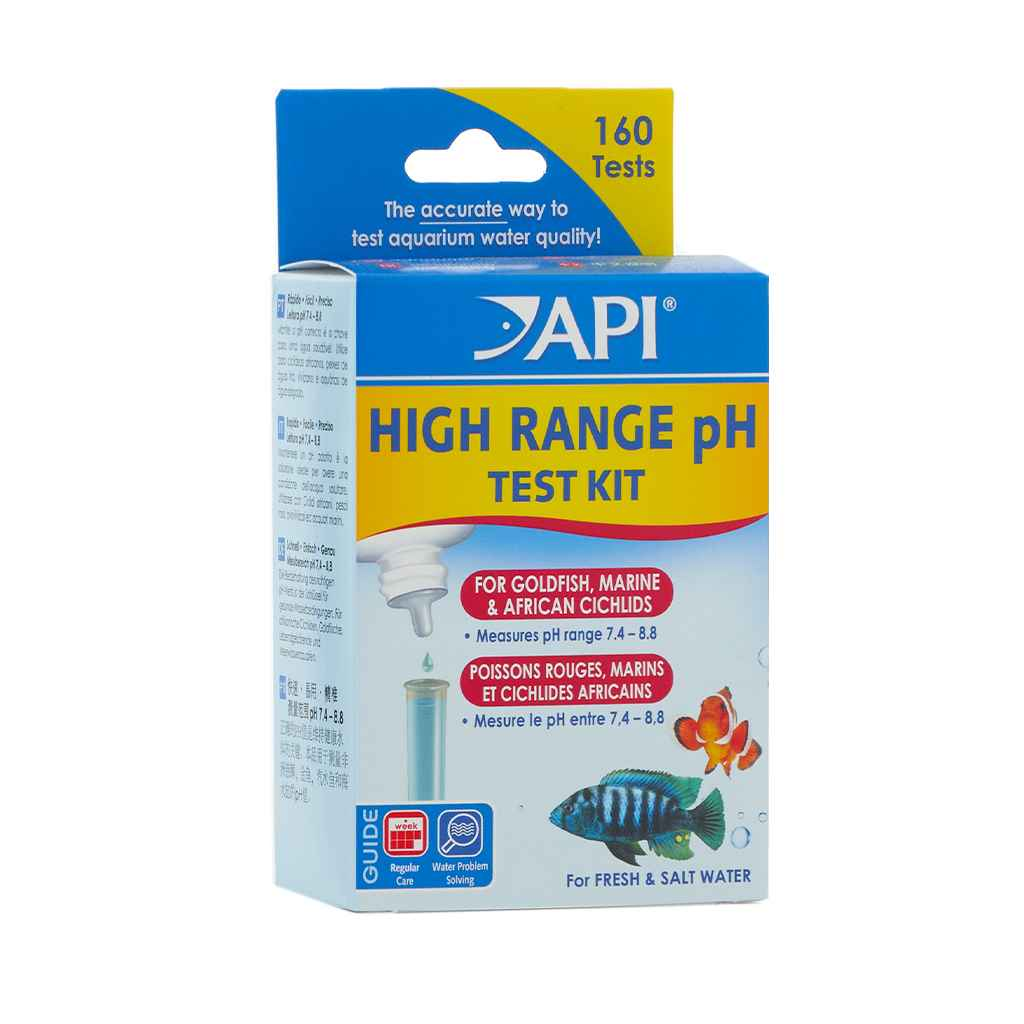 API High PH Test Kit-Aquarium Co-Op