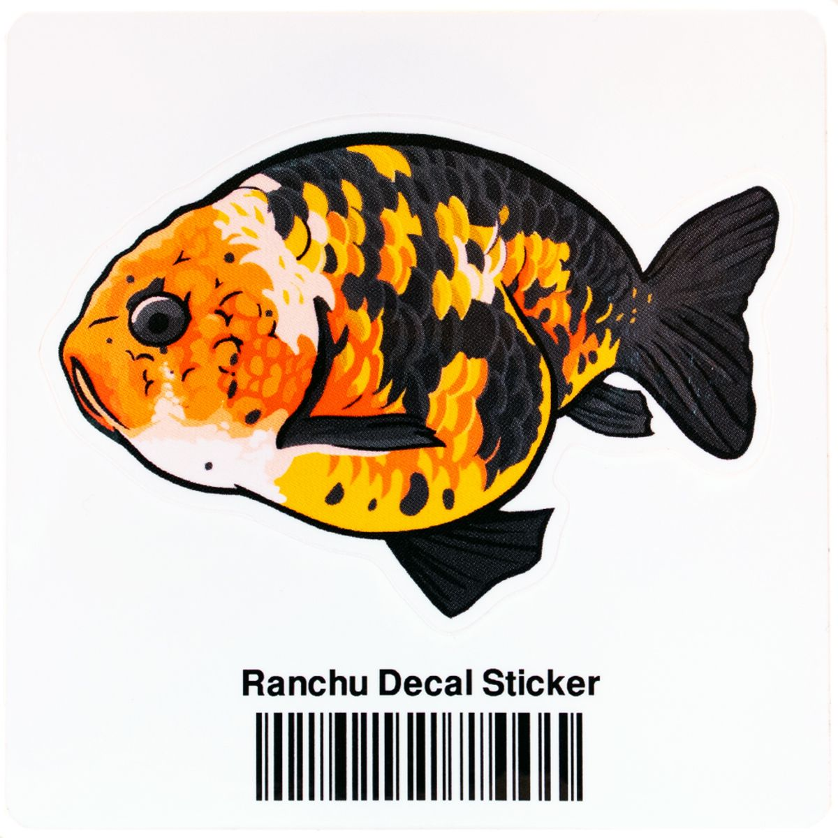 Ranchu Decal Sticker