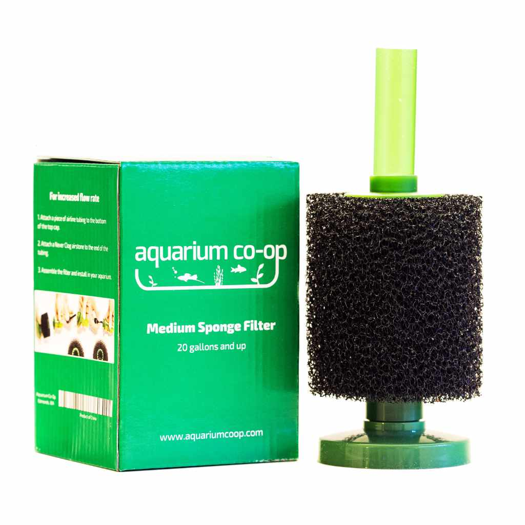 Aquarium Co-Op Coarse Sponge Filter