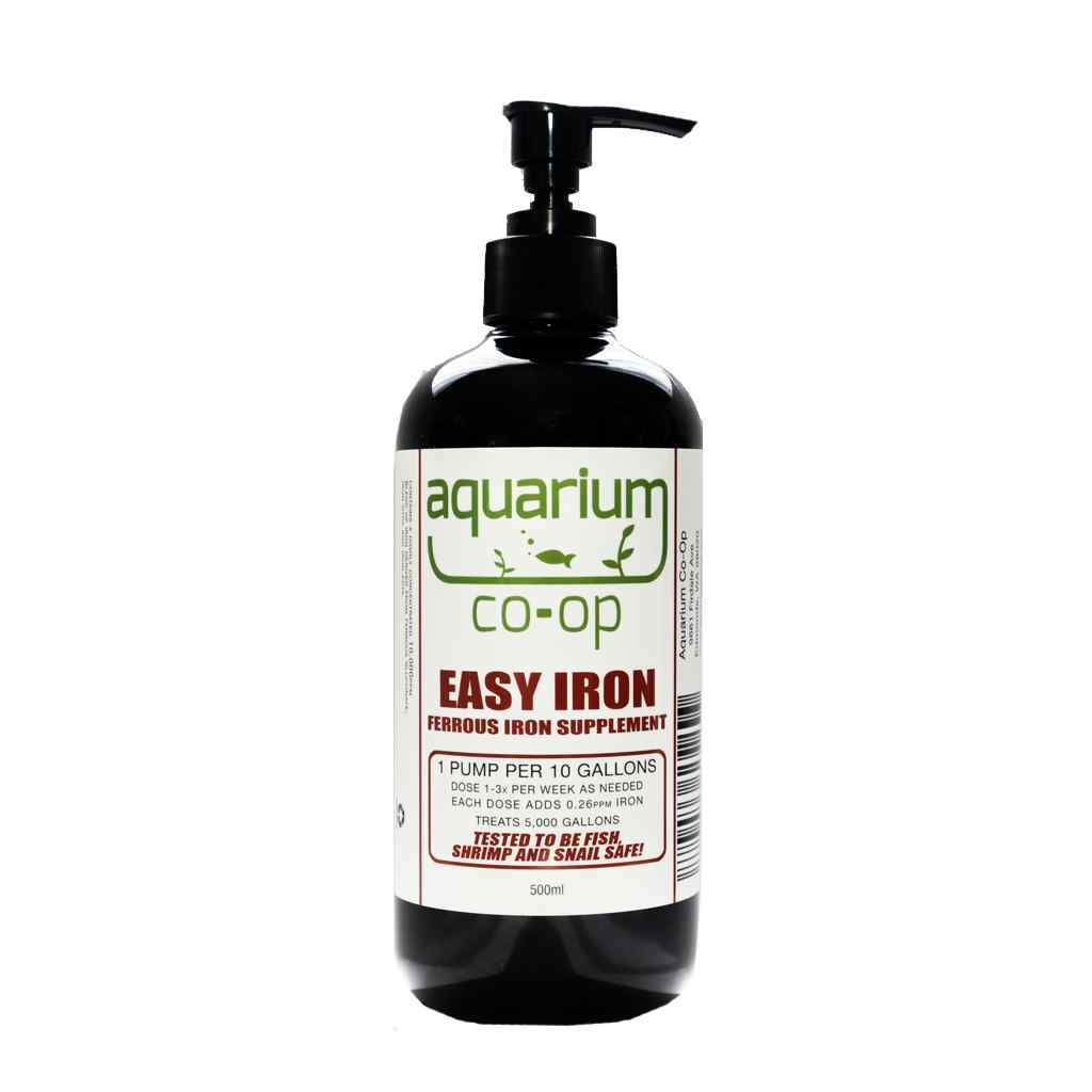 Easy Iron-Aquarium Co-Op