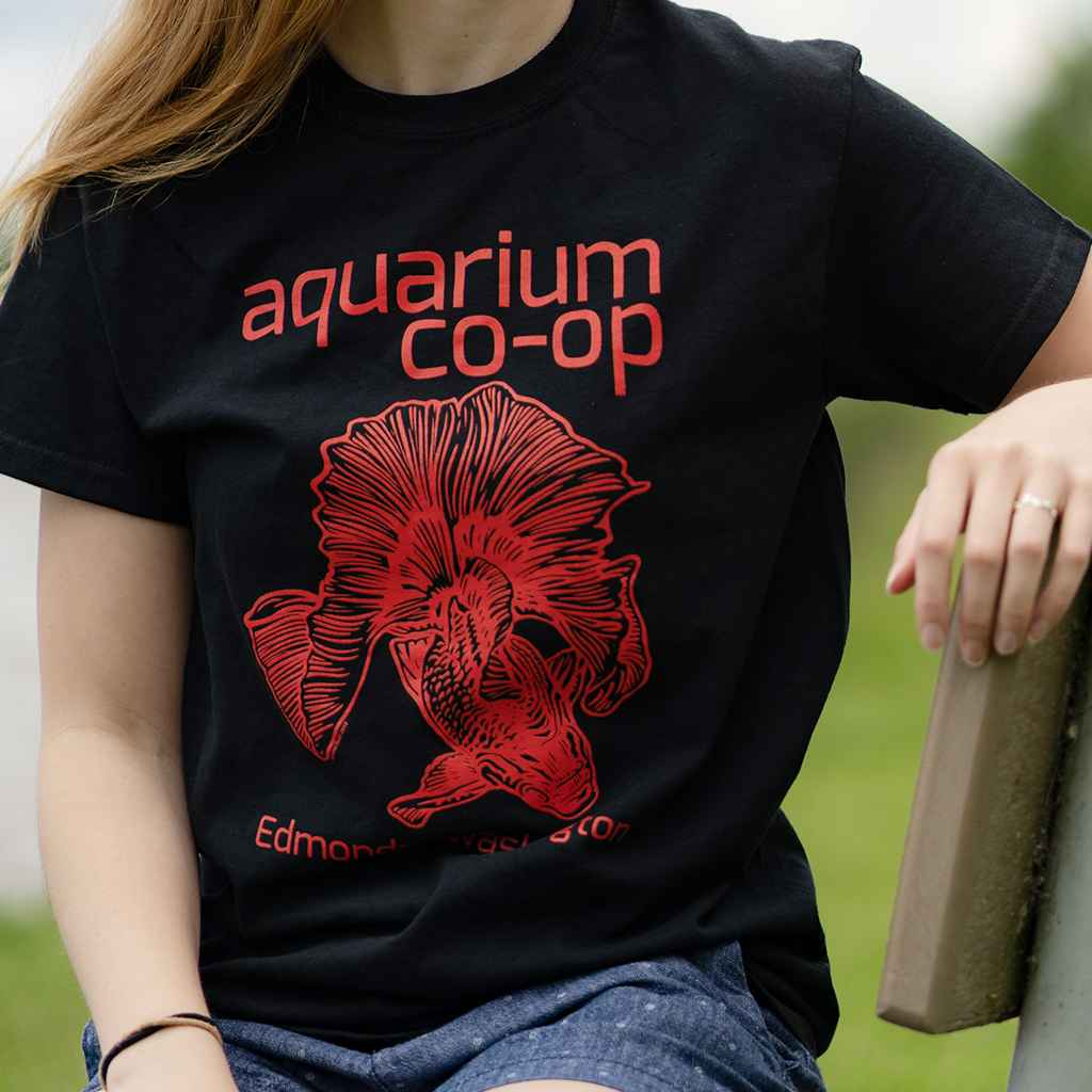 Goldfish Shirt-Aquarium Co-Op