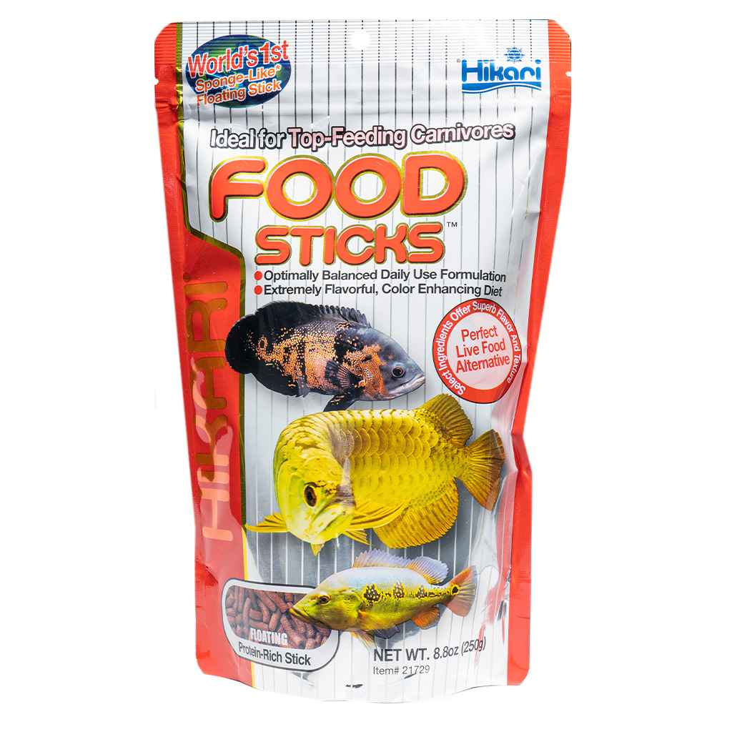 Hikari Food Sticks-Aquarium Co-Op