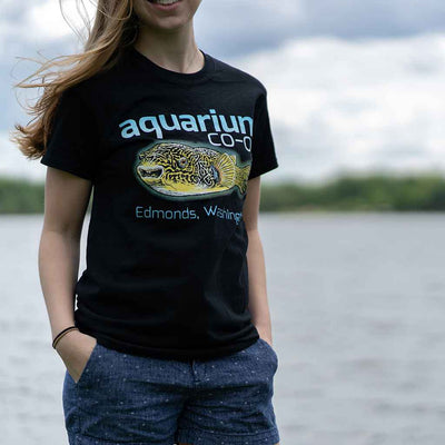 Mbu Puffer T-Shirt-Aquarium Co-Op