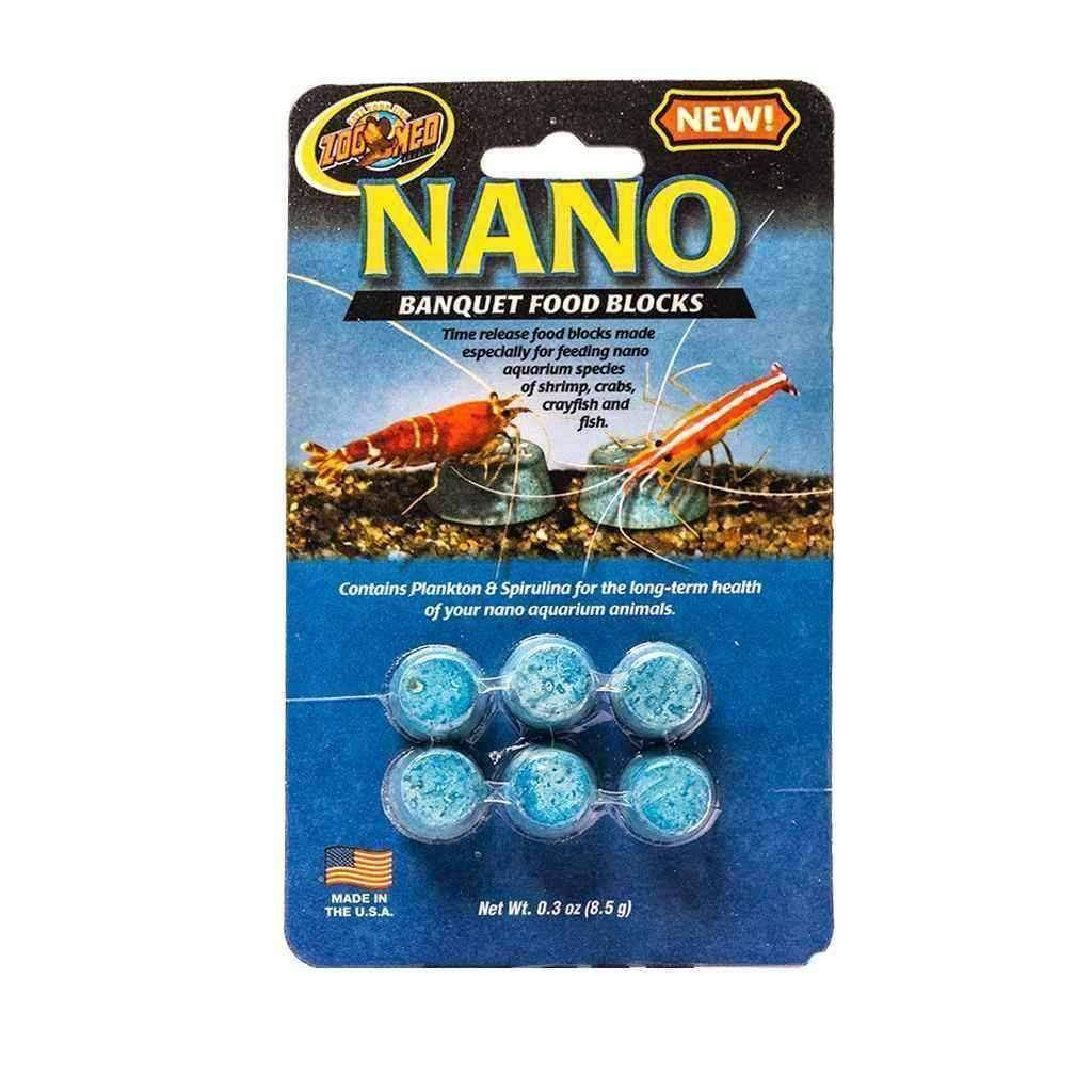 Nano Banquet Food Blocks-Aquarium Co-Op
