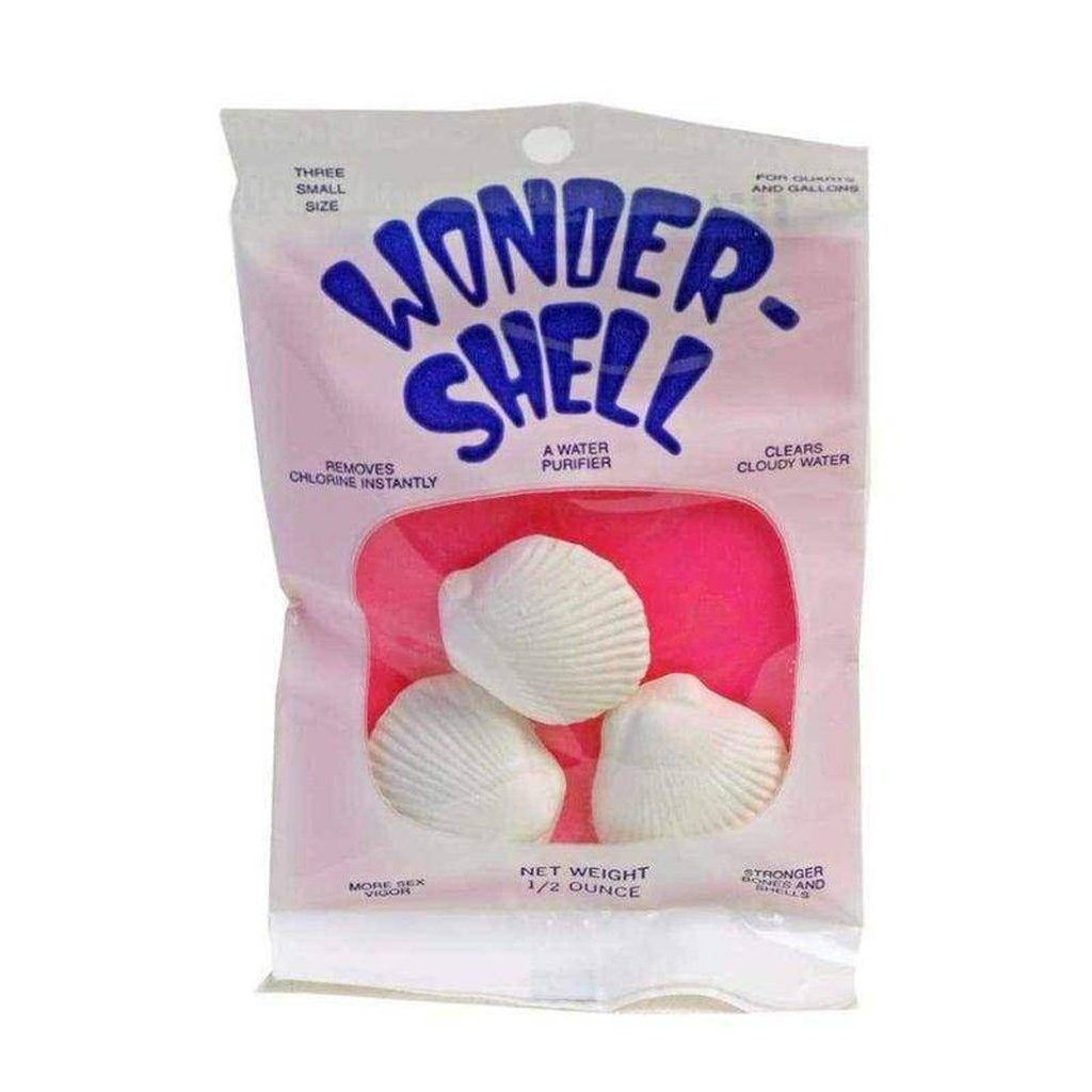 Wonder Shell-Aquarium Co-Op