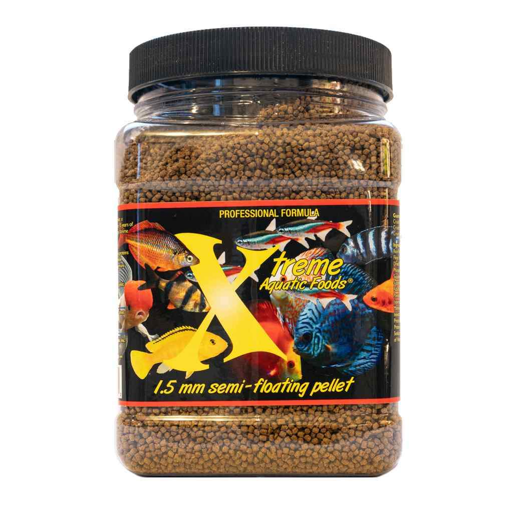 Xtreme 1.5mm Floating Pellets-Aquarium Co-Op