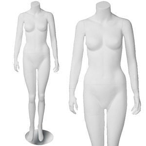 Headless Female Mannequin - Isabelle