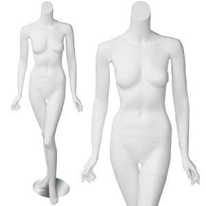Headless Female Mannequin - Emma