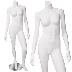 Headless Female Mannequin - Molly