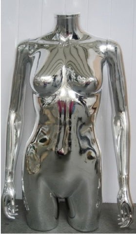 Female Upper/Lower Torso Mannequin - OM-FT-113