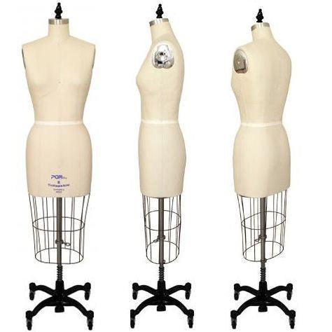Pro Pinnable Female Dress Form - DI-FDF-103